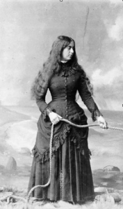 Christy Ann Morrison: one of only two people to survive the sinking of the S.S. Asia, wrecked on September 14, 1882 near Lonely Island.